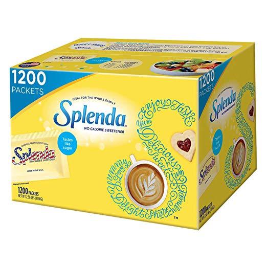 Edulcorante Splenda (1200 unidades)2