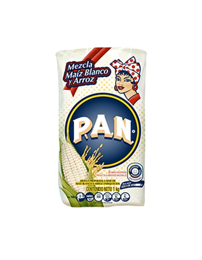 Harina-de-Maiz-con-arroz-PAN-1kg