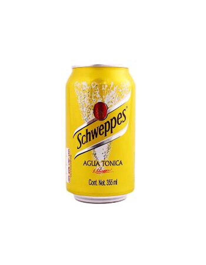 Agua Quina Schweppes 355 ml