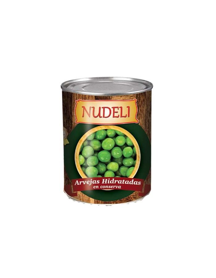 Arvejas hidratadas Nudelli 300g