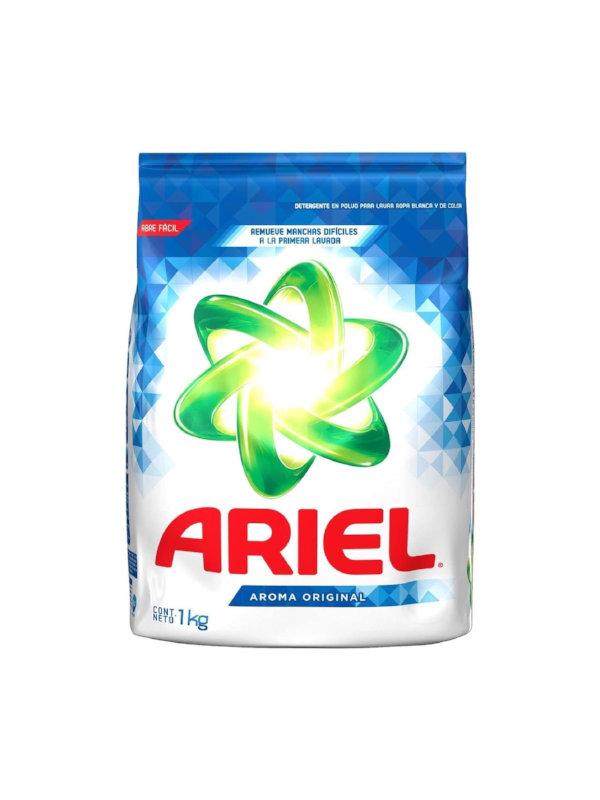 Detergente-Ariel