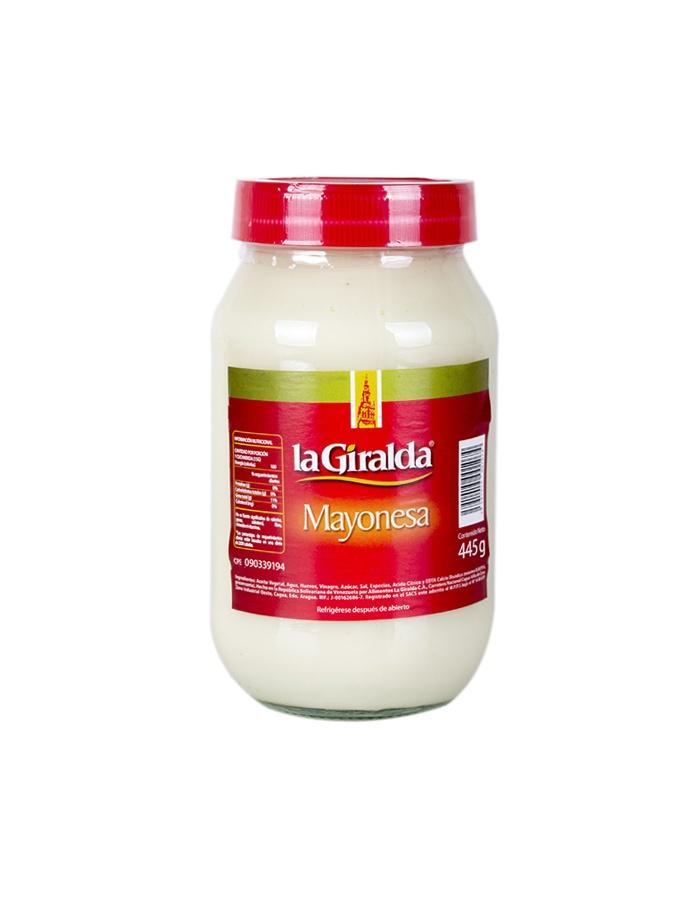 Mayonesa La giralda 445 g