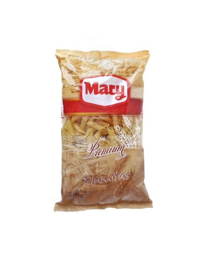Pasta-plumitas-Mary-500-g