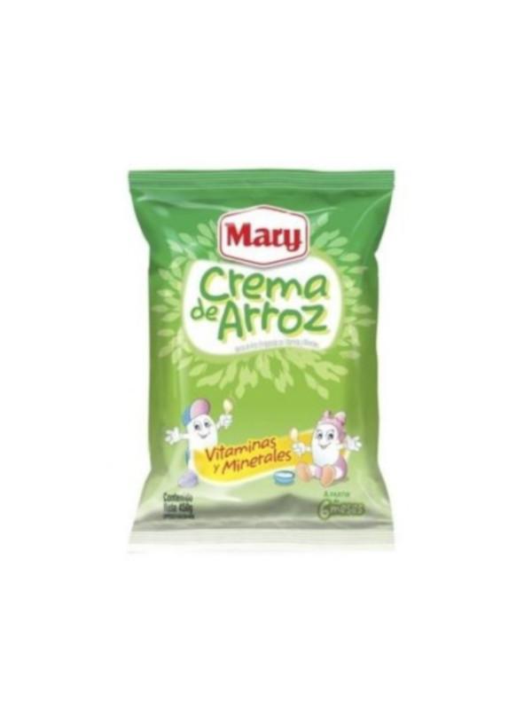 Crema de Arroz Mary 450 g