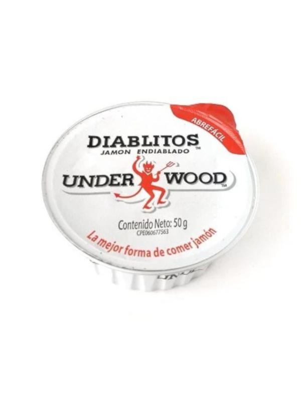 Diablitos Under Wood abre facil 50 g