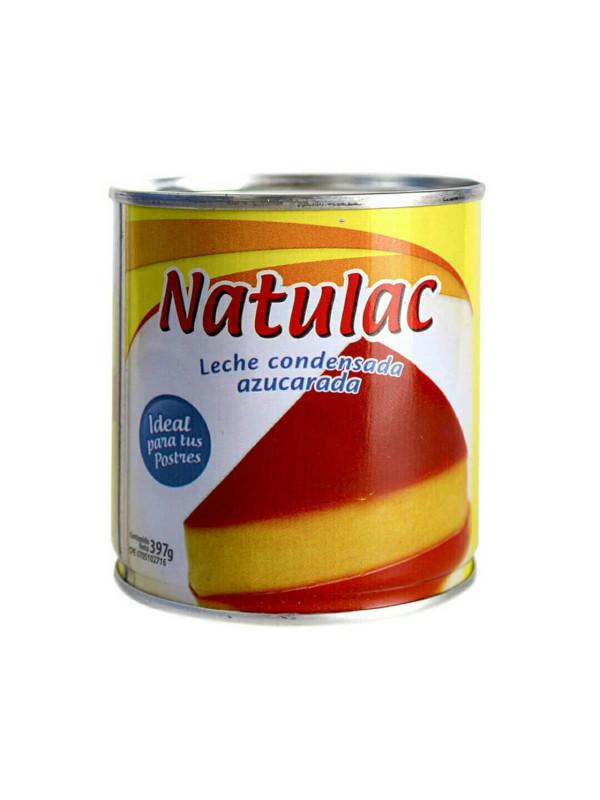 Leche condensada Natulac 397 g