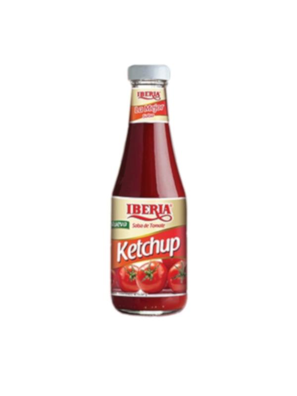 Salsa de Tomate Iberia 397 g