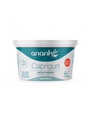 Caprigurt Natural Estilo Griego Ananké 430 g