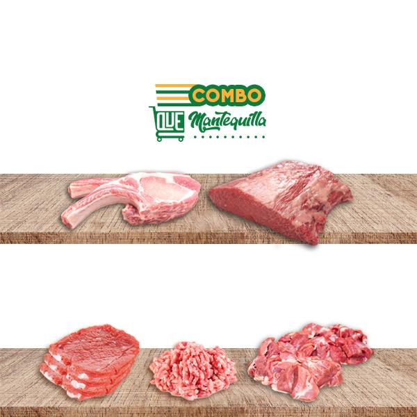Combo Carne 1