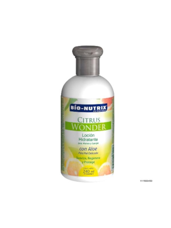 Crema Corporal Citrus Wonder Bio Nutrix 240 ml