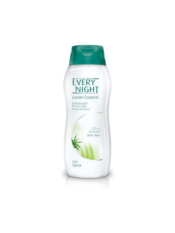 Crema Corporal Piel Seca Aloe Vera Every Night