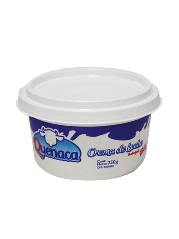 Crema de Leche Quenaca 250 g