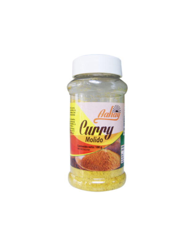 Curry molido Aahay 100 g