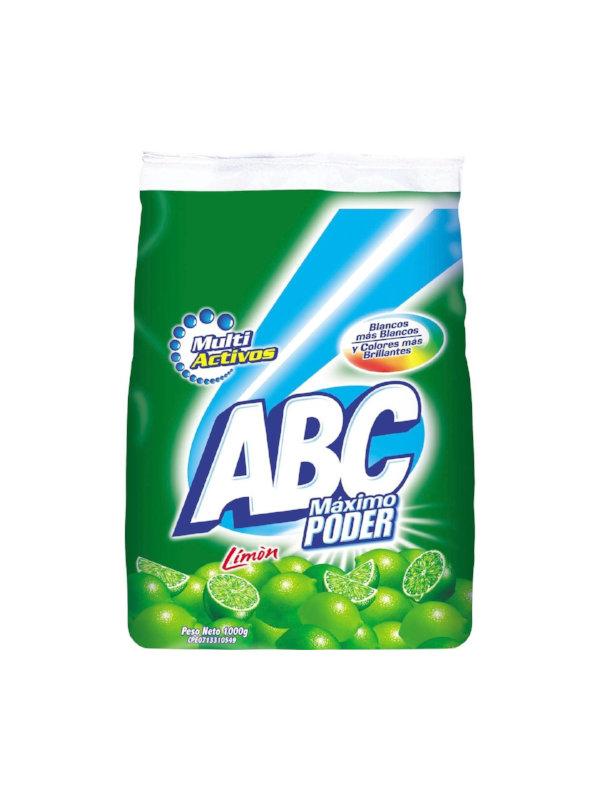 Detergente ABC Limón