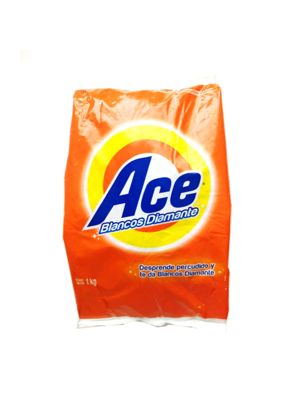 Detergente Ace Blancos Diamantes