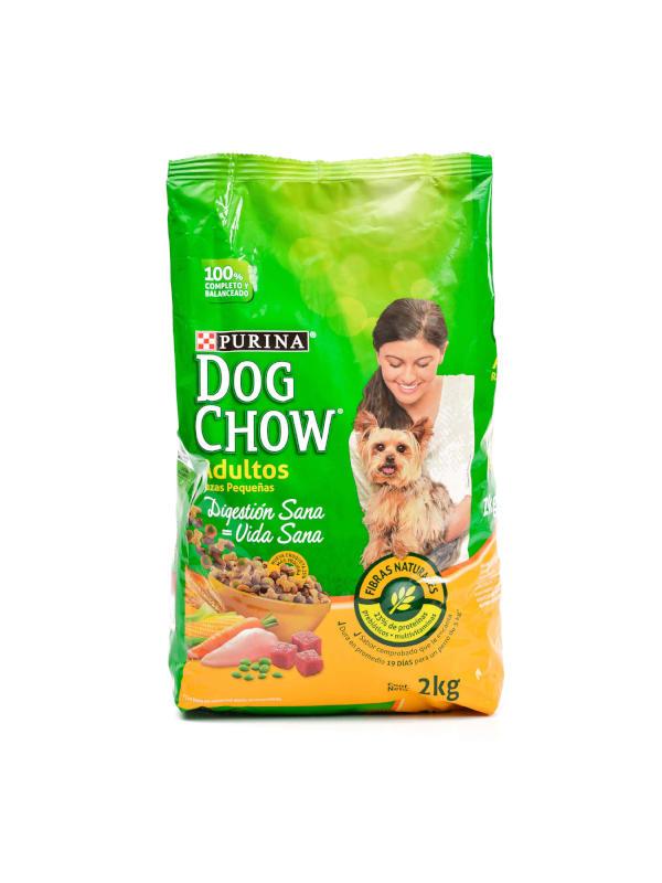 Dog Chow Adultos Razas Pequeñas Purina 2 Kg
