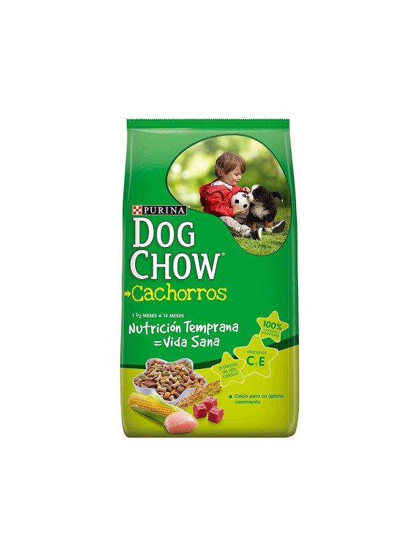Dog ChowCachorros Raza M G Purina 2 Kg