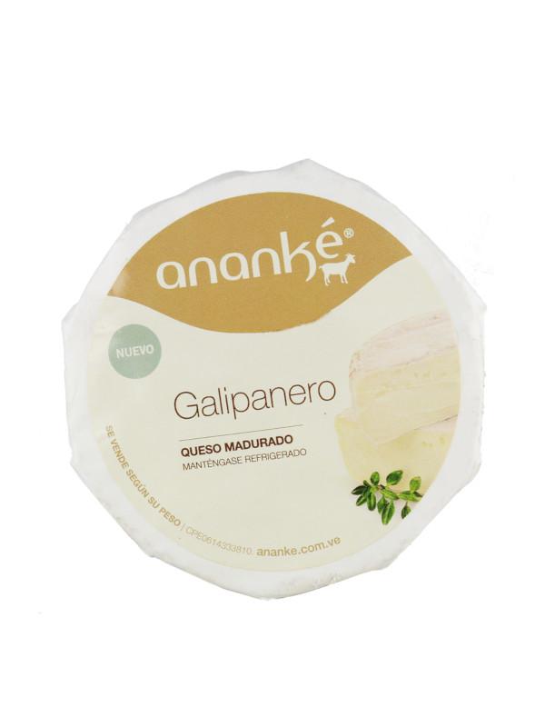 Queso Madurado Galipanero Ananké 250 g