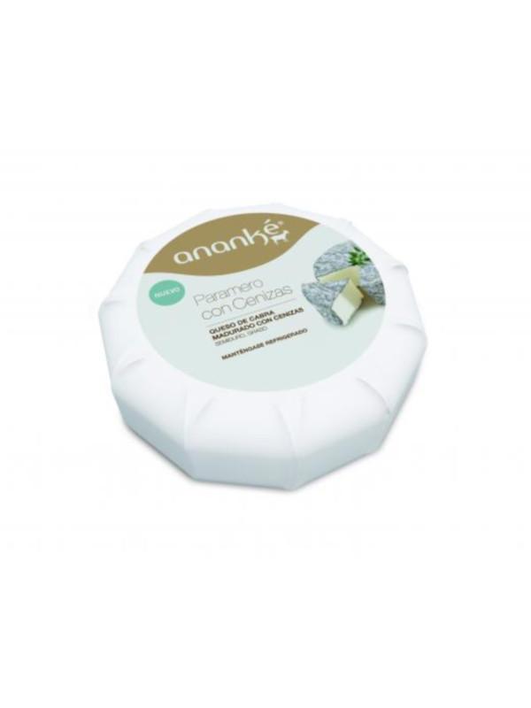 Queso Madurado Paramero con Cenizas Ananké 130 g