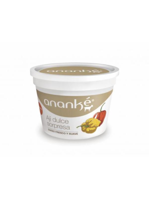 Queso Suave Ají Dulce Sorpresa Ananké 145 g