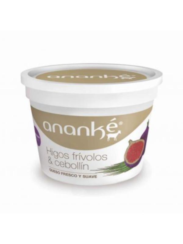 Queso Suave Higos y Cebollín Ananké 145 g