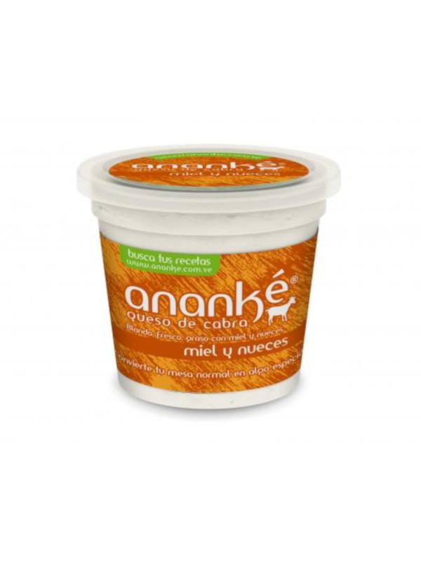 Queso Suave Miel & Nueces Ananké 200 g
