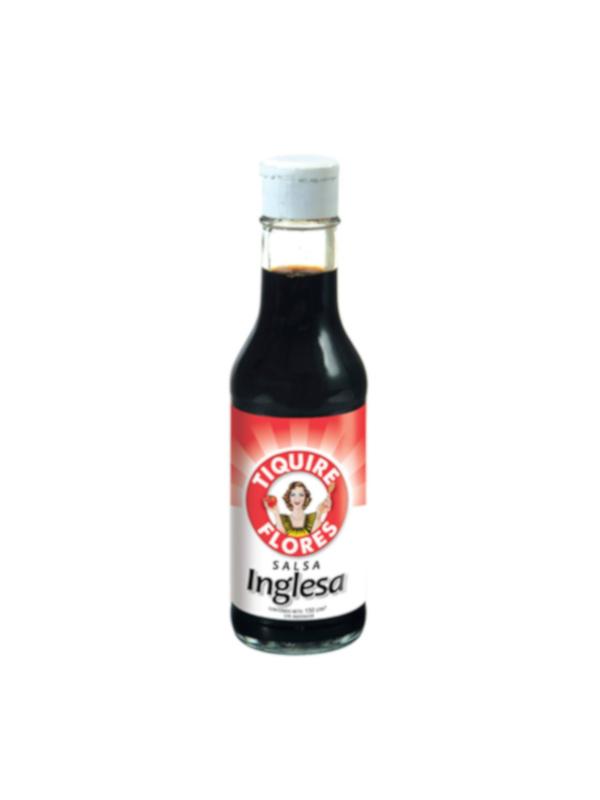 Salsa Inglesa Tiquire Flores 150 ml