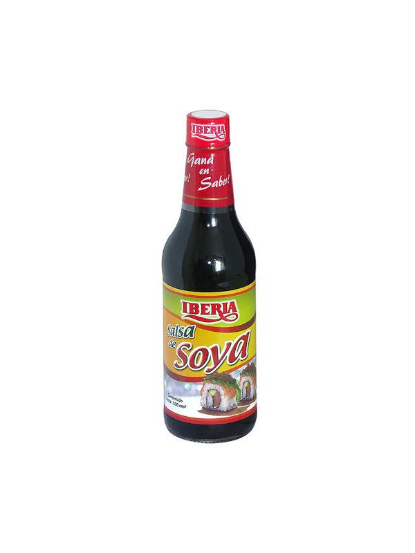 Salsa de Soya Iberia 300 ml