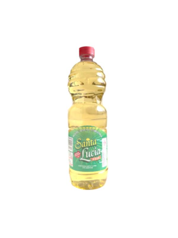Aceite de Soya Santa Lucia 1 L