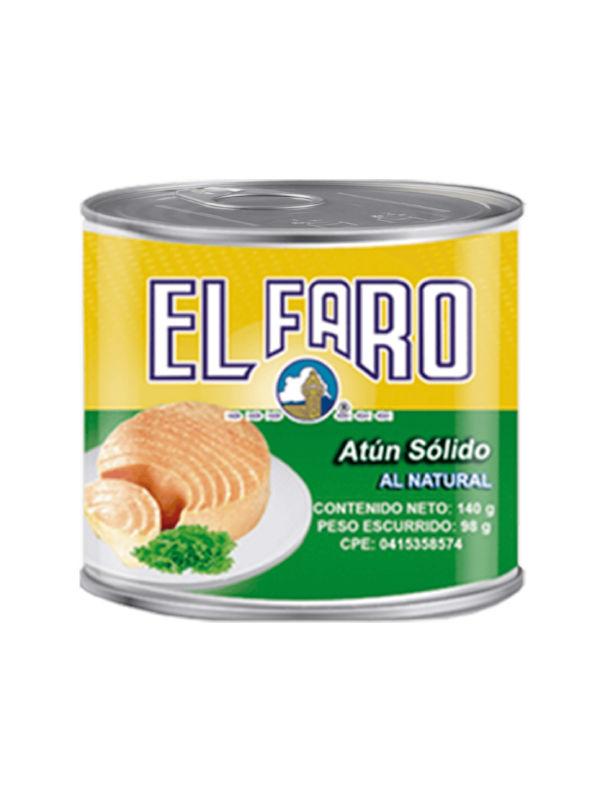 Atún Sólido El Faro 140 g