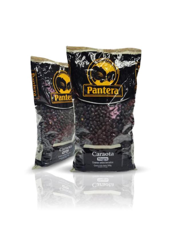Caraotas Negras Pantera 500 g
