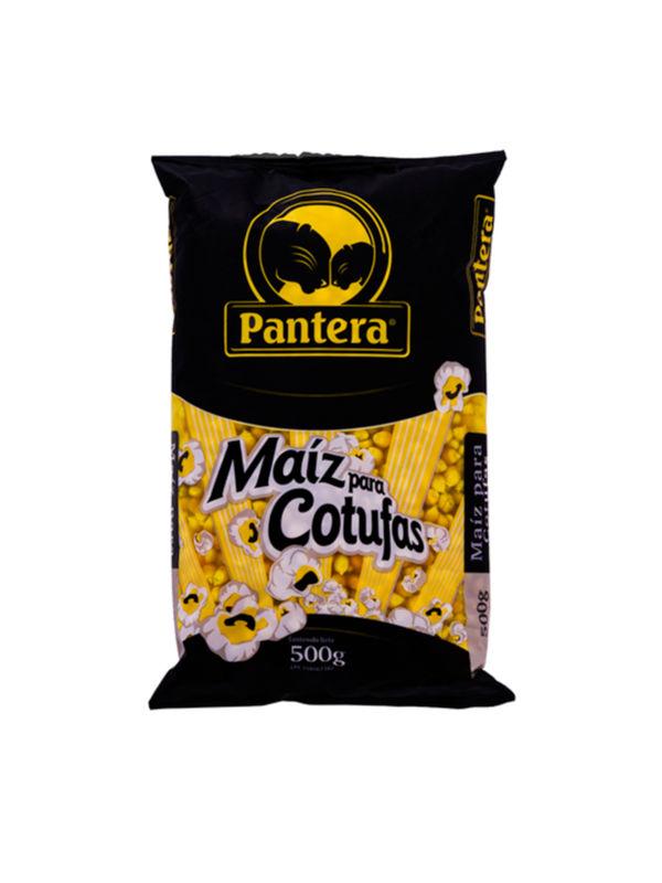 Maiz para Cotufas Pantera 500 g