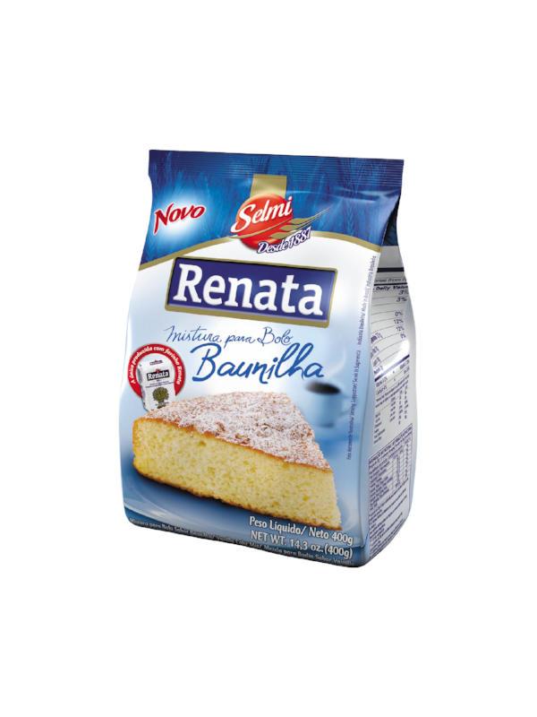 Mezcla para Tortas Renata Baunilha Selmi 400 g