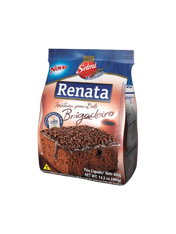 Mezcla para Tortas Renata Brigadeiro Selmi 400 g