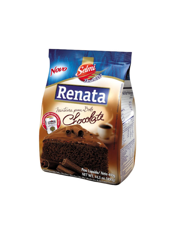 Mezcla para Tortas Renata Chocolate Selmi 400 g