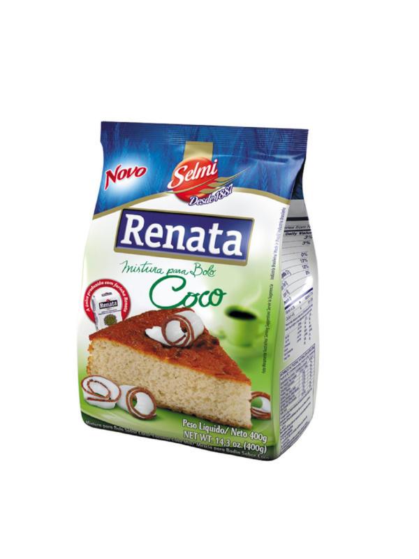 Mezcla para Tortas Renata Coco Selmi 400 g