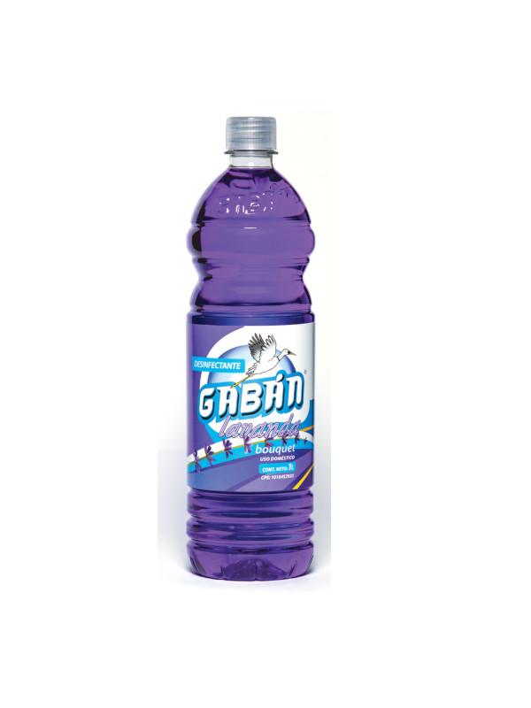 Desinfectante Gabán 1 L