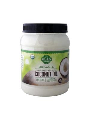 Aceite de Coco Orgánico Wesley Farm 1.65 L