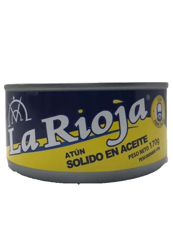 Atún en Aceite La Rioja 170 g
