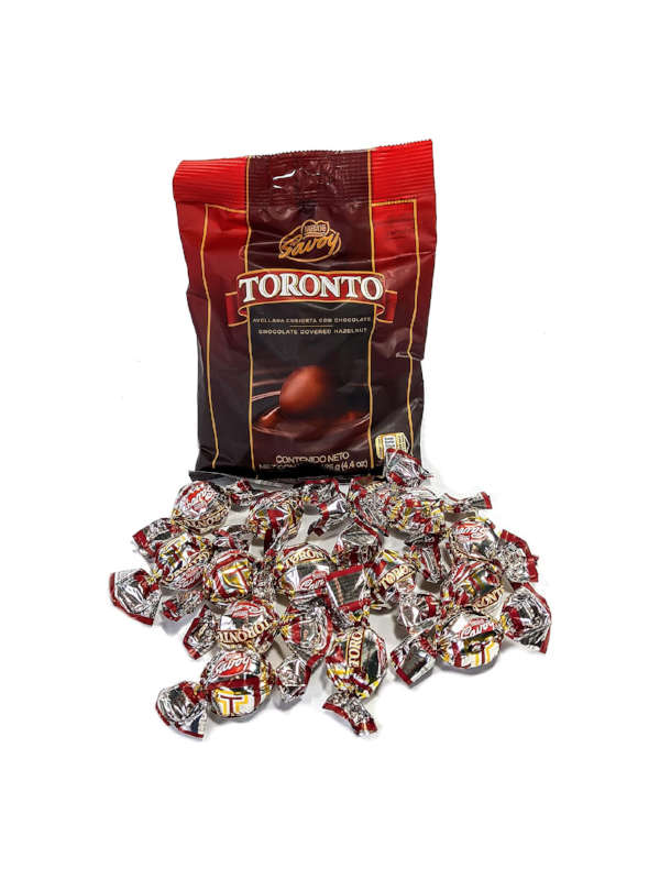 Chocolates Toronto Savoy 125 g