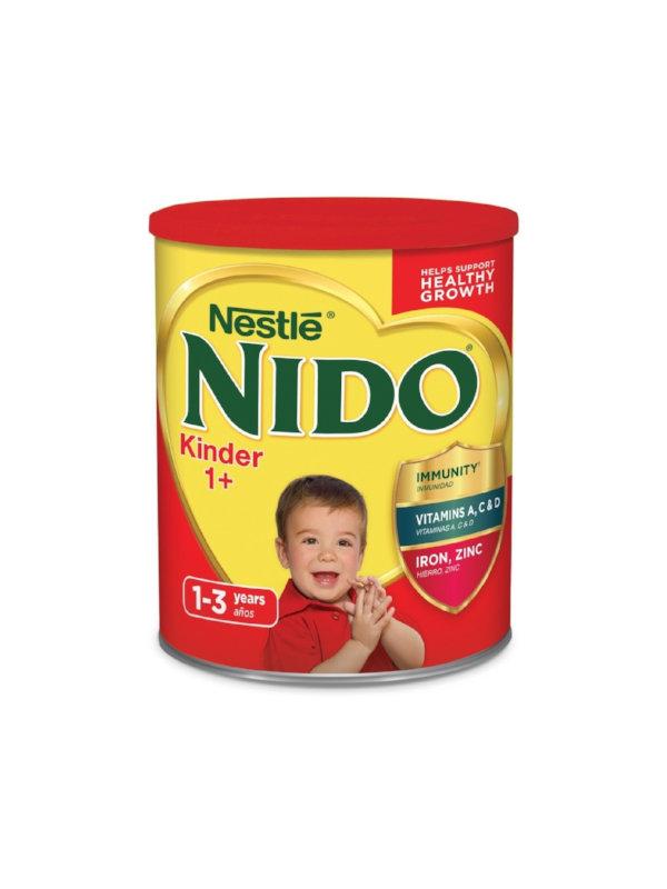 Leche en Polvo Nido Kinder Nestle 2.2 Kg