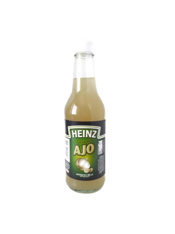 Salsa de Ajo Heinz 150 ml