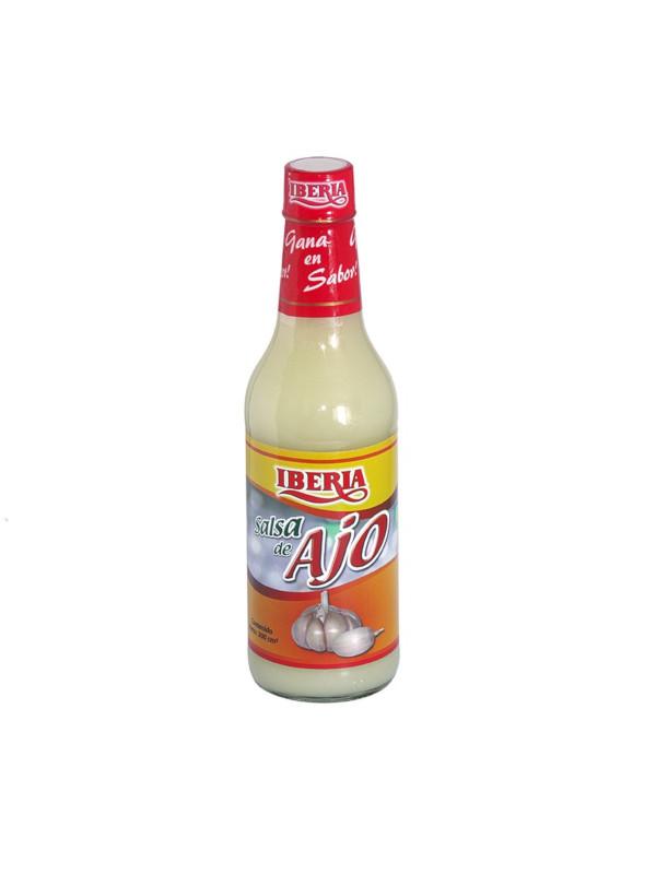 Salsa de Ajo Iberia 150 ml