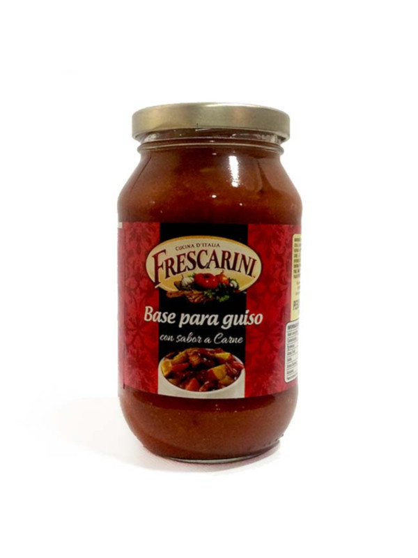 Salsa para Guiso Carne Frescarini 500 g