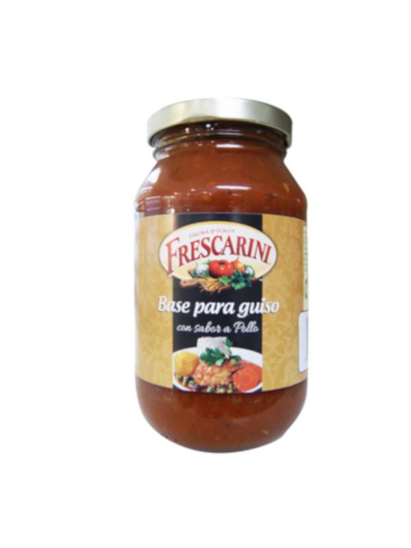 Salsa para Guiso Pollo Frescarini 500 g