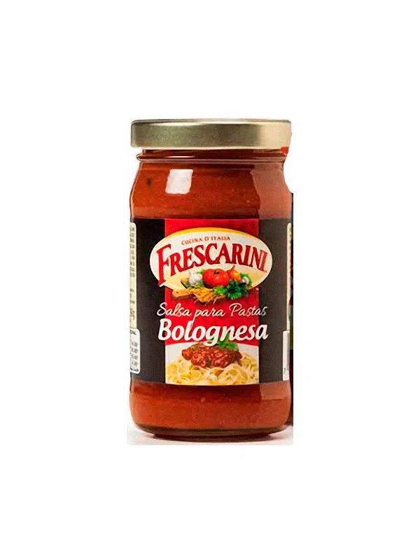 Salsa para Pasta Bolognesa Frescarini 190 g