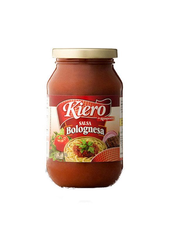 Salsa para Pasta Bolognesa Kiero 500 g