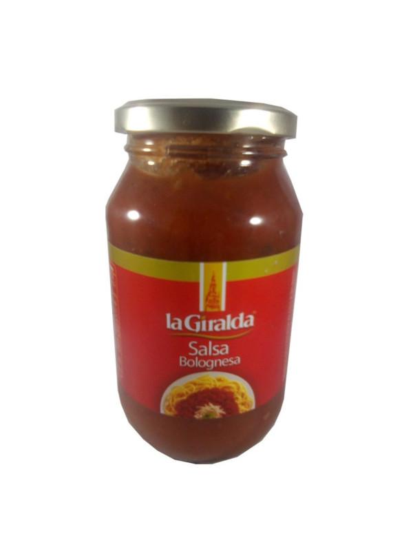 Salsa para Pasta Bolognesa La Giralda 490 g
