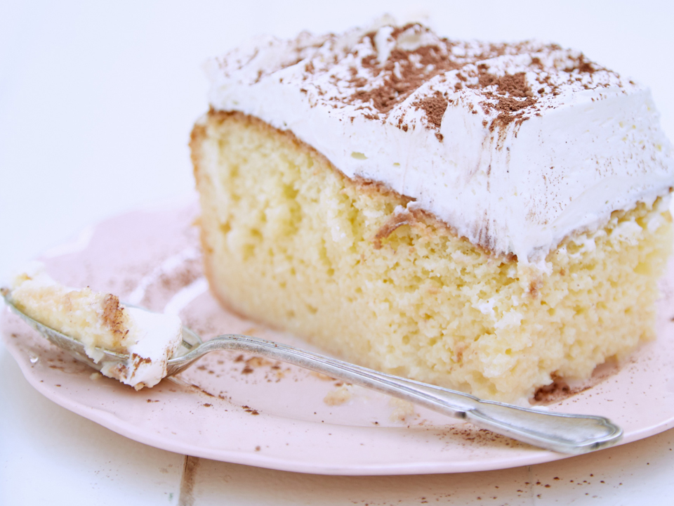 Torta 3 leche
