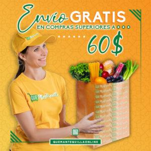 supermercado online venezuela delivery gratis